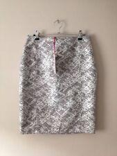 Per Una Knee Length Cotton Blend Regular Skirts for Women