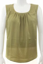 Plus Size Sleeveless Tops and Blouses for Women