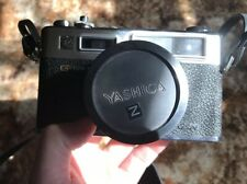 Pre-Owned - Yashica Electro 35 GSN 35mm Rangefinder Film Camera w/ Leather Case