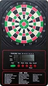 Darts Electronic Touchpad Scoreboard Scorer Scoring System LCD Display