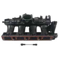 INTAKE MANIFOLD & MOTOR For AUDI VW SEAT SKODA 2.0 TFSI 06F133201P, 06F133482E