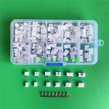 90sets JST PH 2.0mm 2pin 3pin 4 pin Connector plug Male, Female, Crimps DIP
