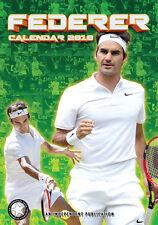 Roger Federer Calendar 2018 (Dream) NEW
