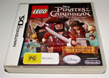 Lego Pirates of the Caribbean DS 2DS 3DS Game *Complete*