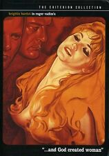 And God Created Woman [Criterion Collection] (2000, DVD NIEUW)