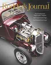 Rodder's Journal 72A;Hot RatRod,Gasser, 33 Ford Coupe