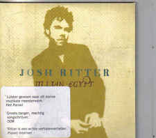 Josh Ritter-Lilian Egypt  cd maxi single incl video cardsleeve