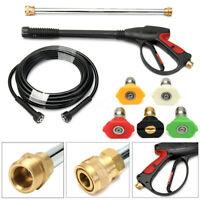 1 Quick With Details about  /Pressure Washer Sandblasting Kit 3200 PSI Blaster Gun Attachment