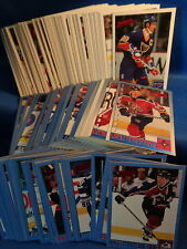 1995/96 TOPPS HOCKEY - BOWMAN SET (164) CARD SET