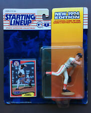ROGER CLEMENS 1994 Starting Lineup Figure Boston Red Sox MLB Baseball