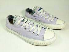 Converse All Star light violet trainers Uk 5 EU 37.5