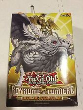 FRENCH Yugioh Realm Of Light Theme Deck Card Game TCG CCG