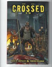 Crossed 3D Volume 1, Glasses Intact, NM 9.4, 1st Print, 2011, Avatar, See Scans
