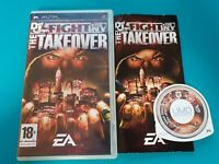 PSP : Def Jam Fight for NY - The Takeover   PAL FR