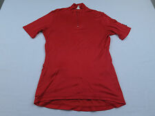 Vtg Bellwether USA Made Red MTB Bike Race Cycling Jersey Sz Mens M or Womens L