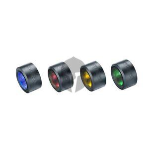 Walther Pro Farbfilter 4er Set Taschenlampen Farbfilter
