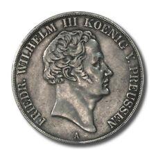 German States Friedrich Wilhelm III Prussia 2 Thaler 1840A Silver Crown KM425 Ex
