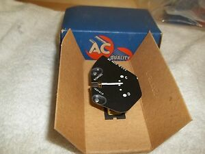 1952 Buick Amp Gauge Dash Unit, 40-60 Series, NOS