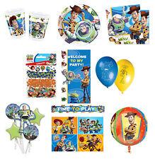 Disney Toy Story 3 Fiesta Cumpleaños Gama (Vajilla Globos Y Decoración)