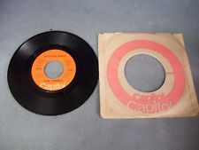 "45 RPM CAPITOL RECORD GLEN CAMPBELL ""SOUTHERN NIGHTS"" 1977"