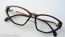 Vintagefassung Damen Cateye von Zeiss Kunststoff-Metall Schmuckbrille Grösse M