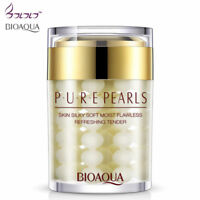 BIOAQUA Pure Pearls Face Cream Skin Care Moisturizing Anti Wrinkle Face Care