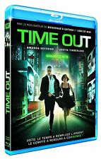 BLU RAY - TIME OUT / ANDREW NICCOL, AMANDA SEYFRIED, JUSTIN TIMBERLAKE