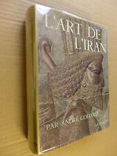 André Godard - L'art en Iran / 1962