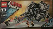 LEGO: THE LEGO MOVIE ~SUPER SECRET POLICE DROPSHIP~ SET #70815 854 Pcs BRAND NEW