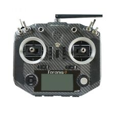 FrSky Taranis Q X7S Carbon 16Ch Radio Transmitter FCX07 Charger M7 Hall Gimbal