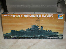 Trumpeter 1/350 Scale USS England DE-635  - Factory Sealed