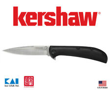 "Kershaw Knives 2330 AM-4 AL MAR Folding Knife 3.5"" 8Cr13MoV Blade Red Tube"