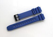 New Original Genuine Casio Wrist Watch Blue Band Replacement Strap F-108WH-2A