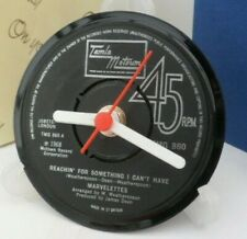 *new* THE MARVELETTES (Tamla Motown Legends) vinyl record CLOCK Actual record