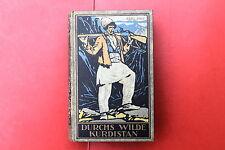 20501 Karl May Verlag Radebeul Band 2 Durchs wilde Kurdistan um 1929 Zustand 1-2