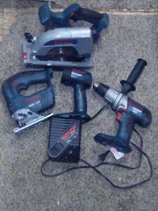 Bosch 18v tools