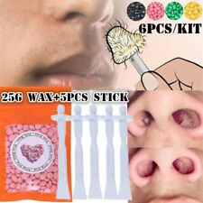 Men Women Nose Hair Removal Portable Wax Cleaning Kits Nasal Hair Trimmer Stick