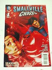 SMALLVILLE CHAOS #1 DC COMICS