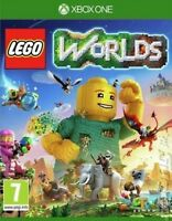 LEGO Worlds Xbox One Mint quick dispatch