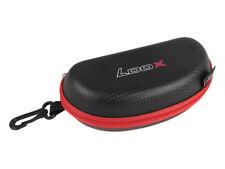 Sonnenbrillen Etui Hard Case Brillen-Box Schutz-Tasche mit Karabiner LOOX-99 NEU