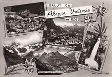 # ALAGNA VALSESIA: SALUTI DA