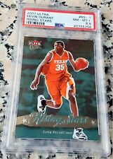 KEVIN DURANT 2007 Fleer Ultra SE SP Rookie Card RC PSA 8.5 HOT MVP GS Warriors $