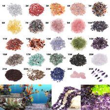100g Natural Stone Pebble Crystal Gravel Flowerpot Aquarium Fish Tank DIY Decor