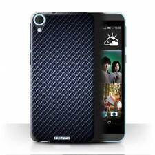 Étuis, housses et coques HTC Desire 820 en fibre de carbone pour téléphone mobile et assistant personnel (PDA) HTC