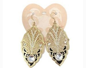 $76 Brighton ALBERTINE earrings B7