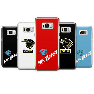 MR BEAST MRBEAST JIMMY DONALDSON PHONE CASES & COVERS FOR SAMSUNG S8 S9 S10 NOTE