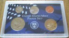 2006 Partial Proof Set 5 Coins U.S. Mint Plastic  No Box No COA