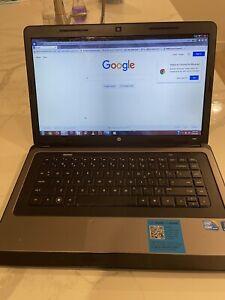 hp 2000 laptop 15.6  Intel i3 4GB RAM 320 GB Window 7 64 Bit