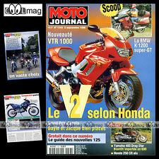 MOTO JOURNAL N°1243 CAGIVA F4 BUELL M2 GRAND PRIX IMOLA JOURNEE K KAWASAKI 1996