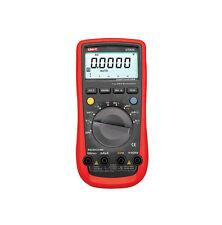 UNI-T UT61E Newest Digital Handheld Multimeter Tester DMM AC DC Volt Ohm